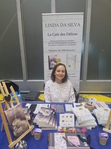 Gracieuse interview : Linda Da Silva