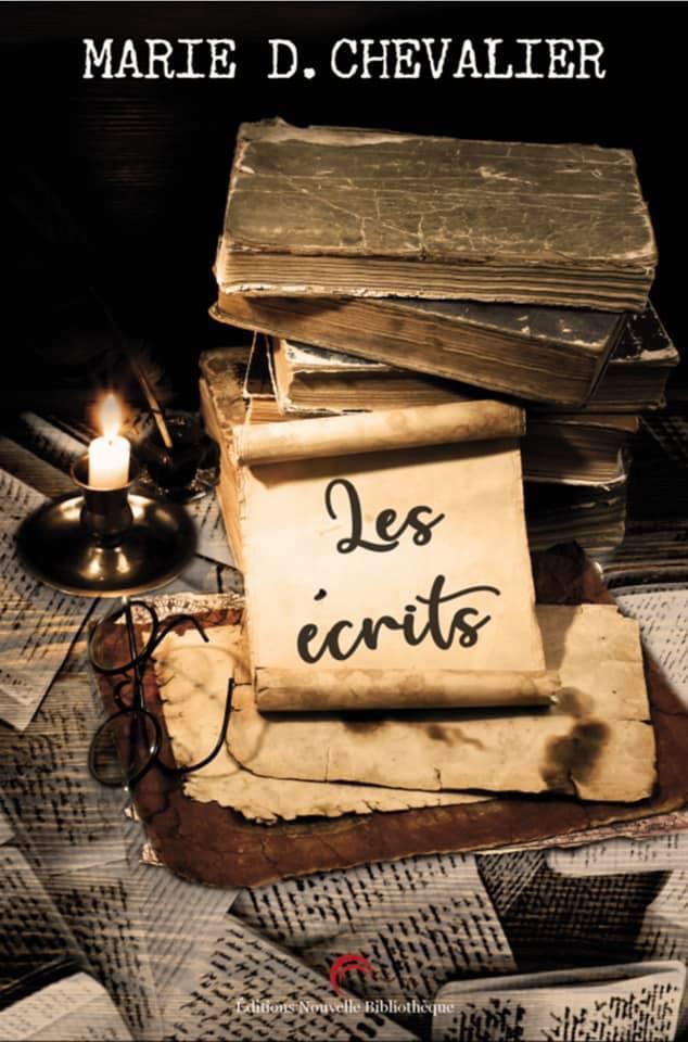 Les écrits –   Marie D. Chevalier