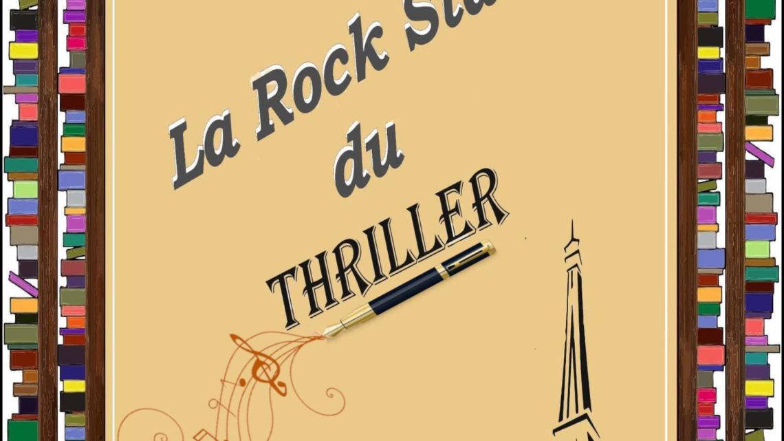 La Rock Star du Thriller – Nelly Topscher