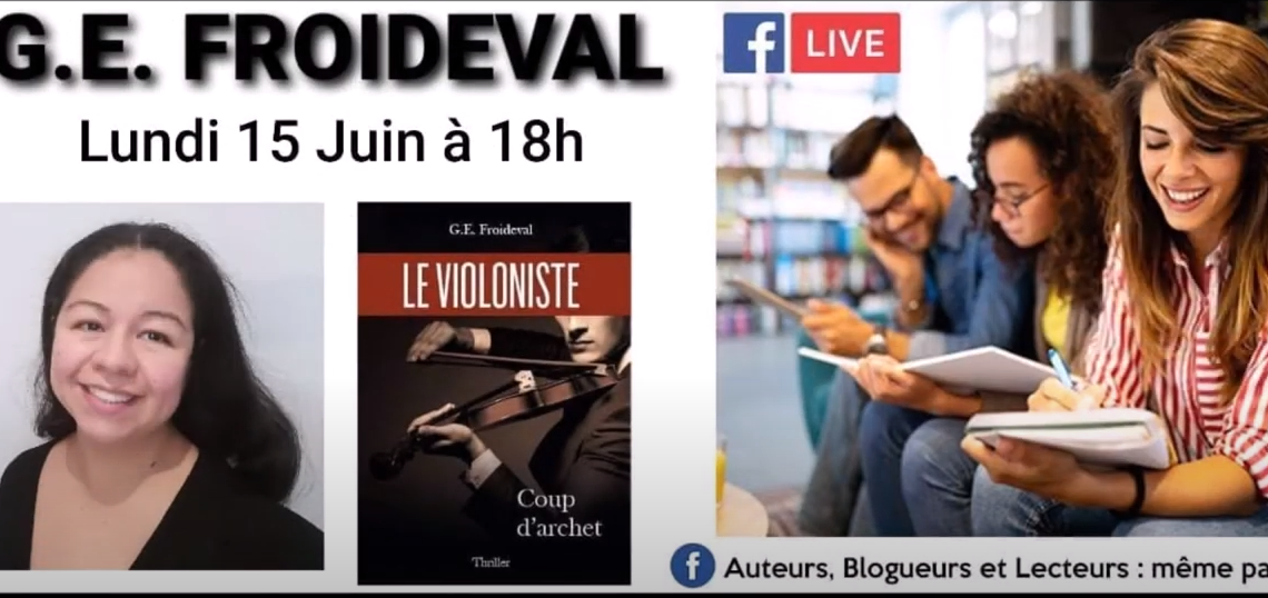 G.E. Froideval en Live