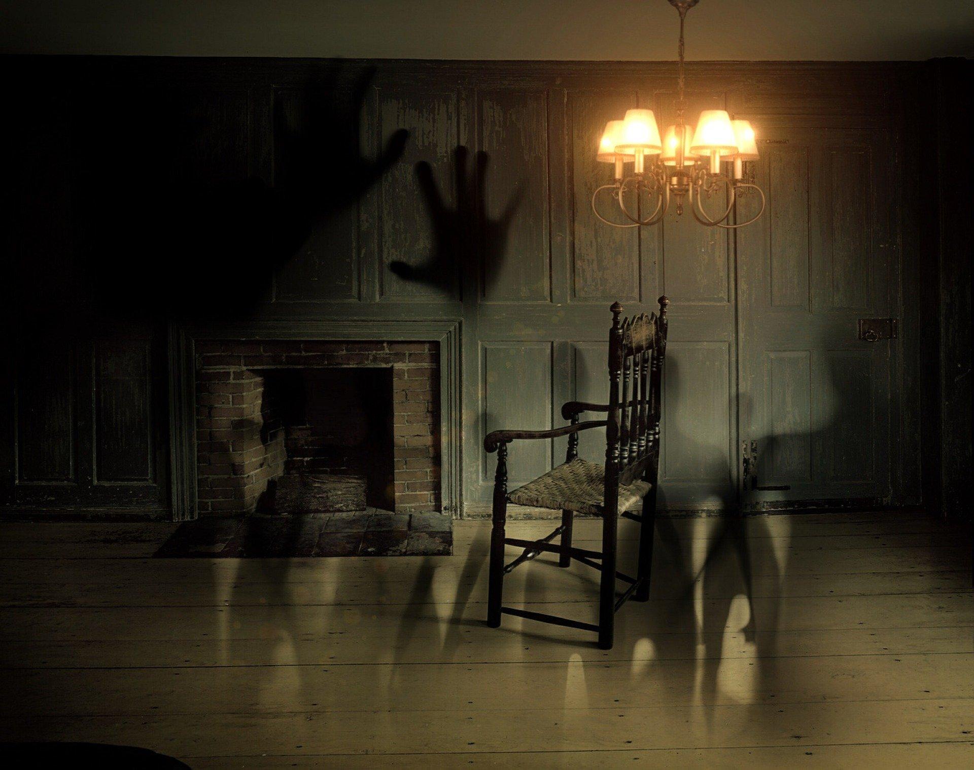 Fantôme ou Fantasme – L.A Bailey