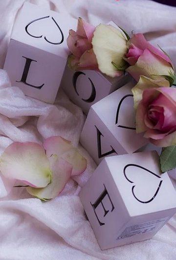 Je t'aime – Rime de Bervuy