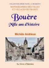 Bouère – Mille ans d'histoire : Michèle Andrieux