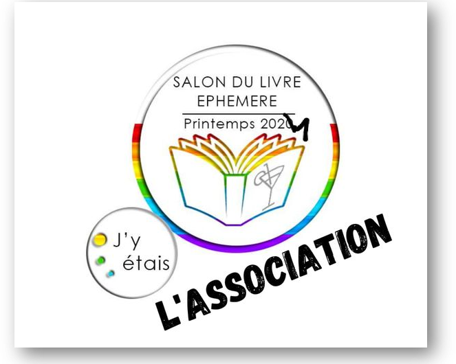 A la Découverte de : Cécile Bourdon et son association – Salon du Livre Ephémère